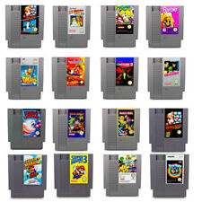 Juego Nes 3In 1 Schlümpfe Kirby Little Nemo Super Mario Bros. 2 3 The Simpsons