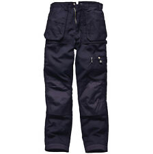 Dickies Eisenhower Work Pantaloni Blu Scuro Blue Multi da Tasca Uomo EH26800