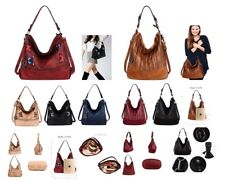 Trend Ladies Women's Fashion New Style Latest Design Hobo Bags With Metal Work