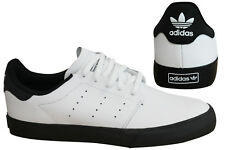 Adidas Originals Seeley Court Mens Trainers White Lace Up Leather BY4018 U67