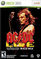 AC / DC Live: Rock Band Track Pack - Xbox 360 Game