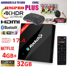 H96 Max+ RK3399 4GB 32GB Android 7.1 TV Box Hexa Core 2.4/5G Wifi 4K Set Top Box
