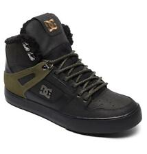 DC Shoes Men's Spartan High WC WNT Sneaker Shoes Black Trainers Clothing Apparel