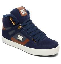 DC Shoes Men's Spartan High WC WNT Sneaker Shoes Navy Blue Trainers Clothing App