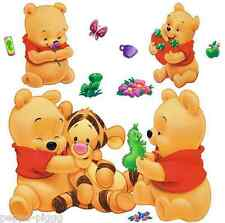 Vinilo pegatina pared infantil Wall Sticker Decor Decal KIDS Winnie The Pooh