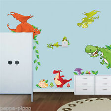 Vinilo pegatina pared infantil Wall Sticker Home Decor Decal Kids ANIMAL FOREST
