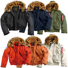 Alpha Industries herren Polar jacke SV men jacket winterjacke s m l xl xxl 3xl
