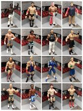 """WWE WWF TNA Wrestling Wrestler toy 6"""" action figures lot CHOICE OF 16"""
