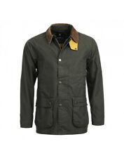 BARBOUR Read Khaki Green Casual Jacket