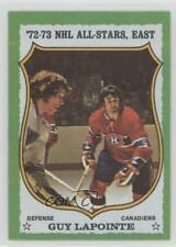 1973-74 Topps #170 Guy Lapointe Montreal Canadiens Hockey Card