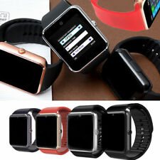 Nuovo Modello GT08 Bluetooth Smart Watch Telefono Orologio da Polso per Android