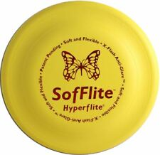 Hyperflite SOFFLITE DOG DISC - Flexible and Soft Flying Canine Frisbee