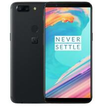 """Oneplus 5T 6.01 """" Amoled 4g Smartphone Android 7.1.1 Octacore 6 + 64gb/8+ 128gb"""