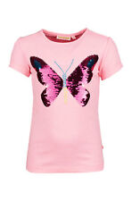 40% Someone camiseta mariposa rosa Talla 104, 110, 116, 128, 134 NUEVO So 2018