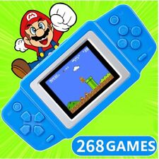 RS-83 SUBOR / COOLBABY 2.5'' LCD Handheld Video Game Console 268 Built-In Games!