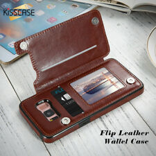 Luxury Flip Cover Sale Leather Case For Samsung Galaxy S8 S9 Plus S7 Edge Note 8