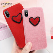 Thin Soft Silicone Cover Phone Heart Couple Case For iPhone 8 Plus Cases Sale
