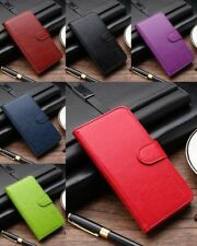 cover book flip leather synthetic cover support purse Huawei Nova Smart
