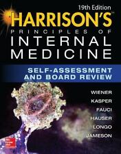 Harrisons Principles of Internal Medicine : Self-Assessment and Board Review by
