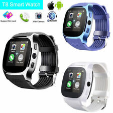 New T8 Bluetooth Smart Watch Phone Wrist watch for Android and iOS