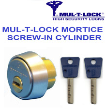 Mul-T-Lock INTERACTIVE Euro Profile Cylinder 96mm 53+43 Euro