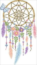 Dream Catcher Counted Cross Stitch Kit | CT & Thread Choice