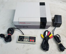 Nintendo NES System Console W/ Super Mario Bros / Duck Hunt **Cleaned 72 Pin**