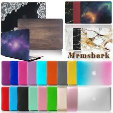 New Rubberized Hard Case Cover For Apple MacBook air Pro 11 13 15 inch