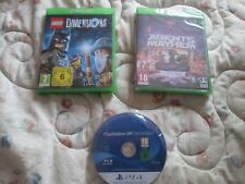 VARIOUS RETRO GAMES XBOX 360,XBOX ONE,PS3/4,PS1.PC.