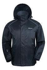 Mountain Warehouse Men's Pakka Jacket with Breathable Membrane and Taped Seams