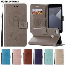Leather Wallet Case For Xiaomi Redmi Note 4 Case Flip Cover 4X 4A 5A