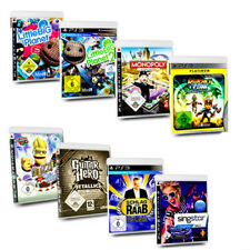 PS3 Juego Infantil Buzz! Lego Marvel Super Heroes Little Big Planet 2 3