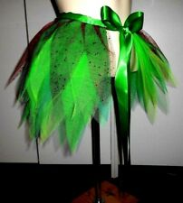Half-Tutu/Bustle. Designed to wear over shorts/skirts/Jeans. Mermaid/Poison Ivy
