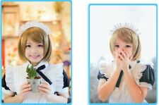 Halloween Wigs Cosplay Costume Adult Anime Hair High Temperature Fiber Material