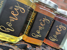 PREMIUM Raw Pure Moroccan HONEY 100% Unfiltered & Unheated 2018 New Harvest 252g