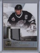 2010-11 Upper Deck The Cup Gold Patch #50 Wayne Gretzky Los Angeles Kings Card