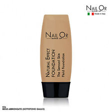 NATURAL EFFECT FOUNDATION  FONDOTINTA EFFETTO NATURALE No Deborah Avon Kiko Pupa
