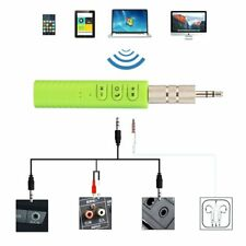 Wireless Bluetooth Audio Receiver Adapter for CAR AUX Audio port or headphones