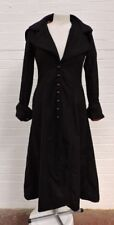 Ladies Gothicana by EMP 'Desdemona/Blood Red' Coat