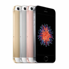 "Apple Iphone se 4 "" Retina Display 64gb 4g LTE Gsm Smartphone Sbloccato Sr"