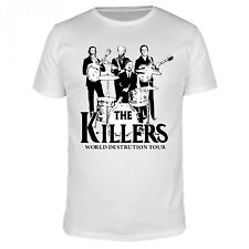 de30d89be85b The Killers - World Destruction Tour Krieg Fun Organic T-Shirt Herren