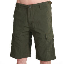 Carhartt WIP Aviation Short Cypress Rinsed Herren Cargo Shorts Grün