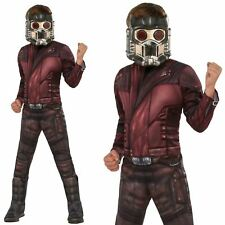 Deluxe Star Lord Guardians of the Galaxy Infinity War Fancy Dress Costume Outfit