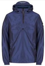 Weekend Offender Louis Overhead Jacket, Light Navy