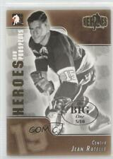 2004 In the Game Heroes and Prospects The Big One (Vancouver) #127 Jean Ratelle