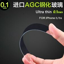 9H HD Anti Fingerprint Screen Protector Film Tempered Glass For iPhone 5S Sale