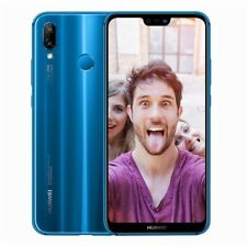 """Huawei P20 Lite 4g LTE Smartphone 2.36GHz 5.8"""" Android 8.0 Octa Core 128gb 64gb"""