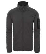 The North Face M Borod Full Zip Asphalt Grey/Tnf Black L