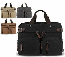 Business Travel Laptop Handbag Messenger Shoulder Bag For MacBook Backpack Rucks