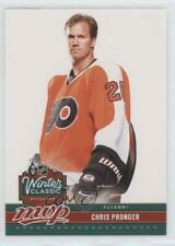 2009-10 Upper Deck MVP Winter Classic WC3 Chris Pronger Philadelphia Flyers Card